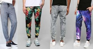 what are jogger pants