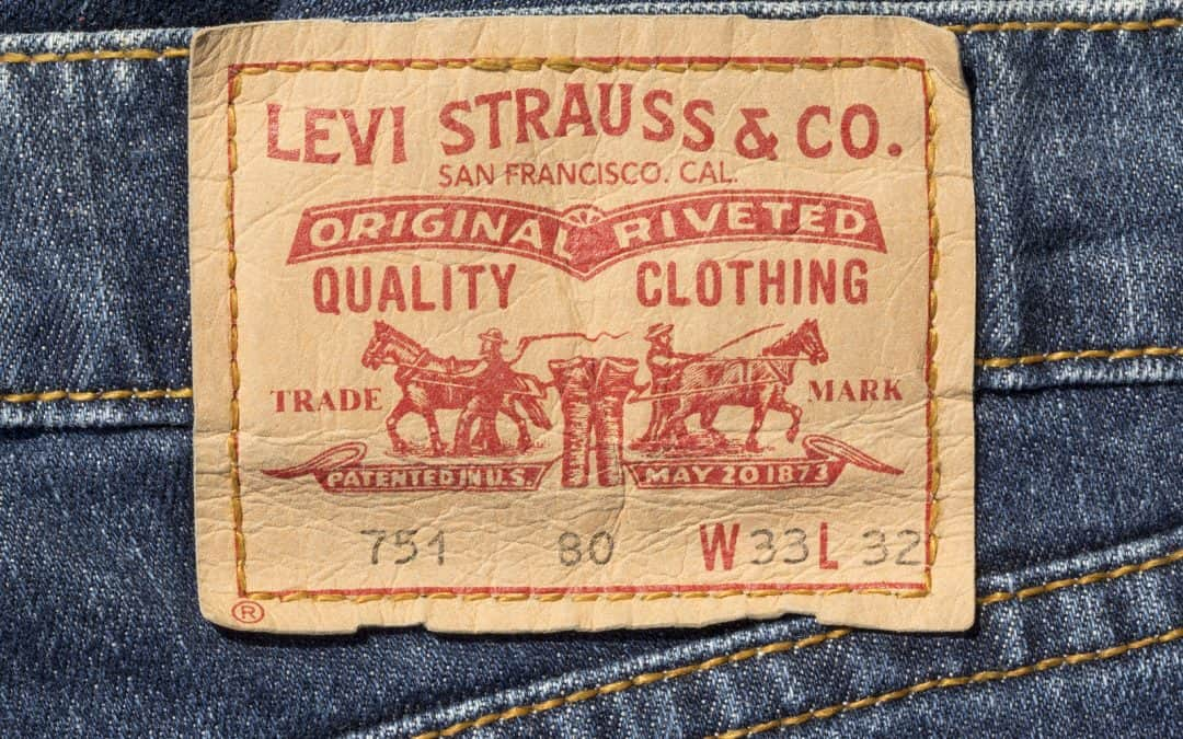 Choose Levi's for Your Jeans
