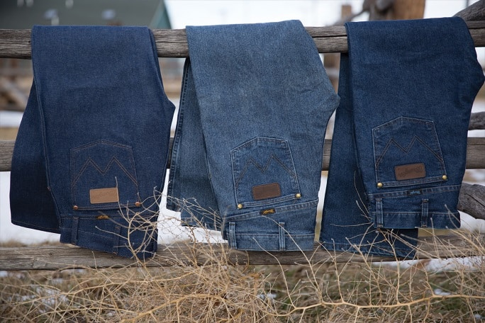 the history of wrangler