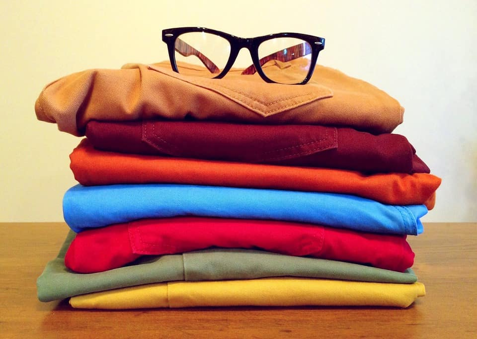piled clothing