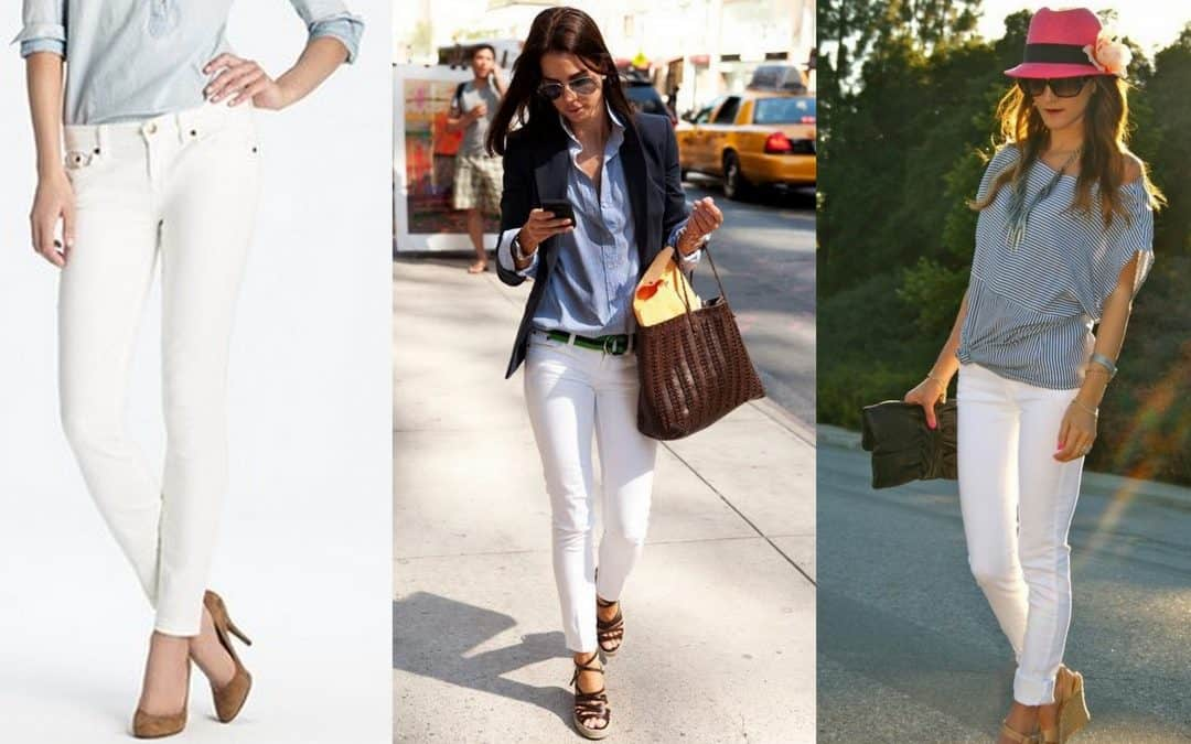 White Skinny Jeans: Top 5 Best Brand Available On The Market
