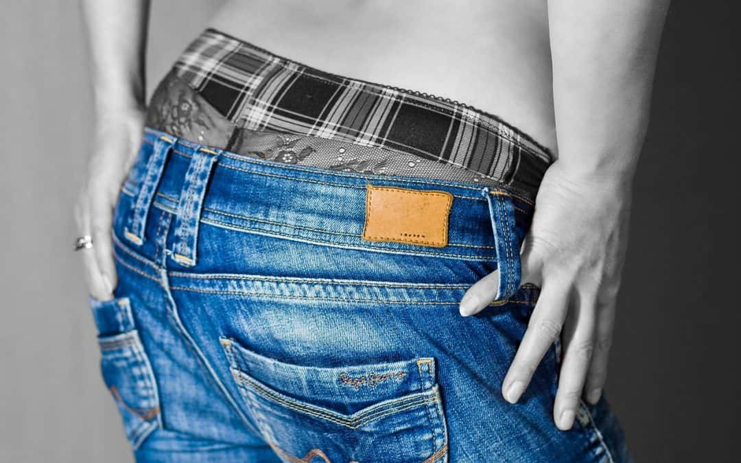 How Should Jeans Fit? 4 Ways to Tell That Your Jeans Are Too Small